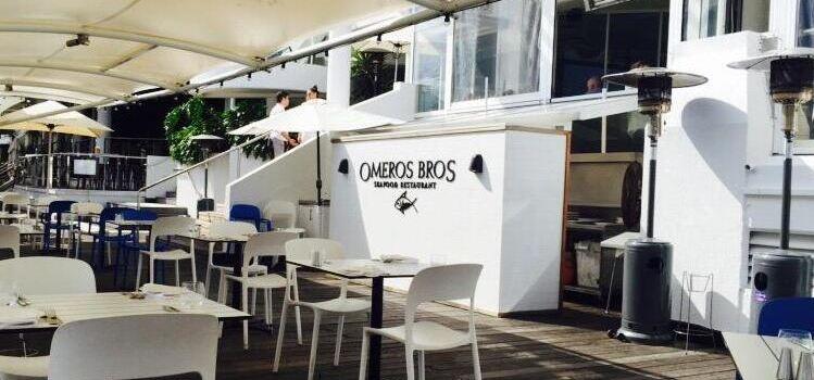 Omeros Bros Seafood Restaurant2