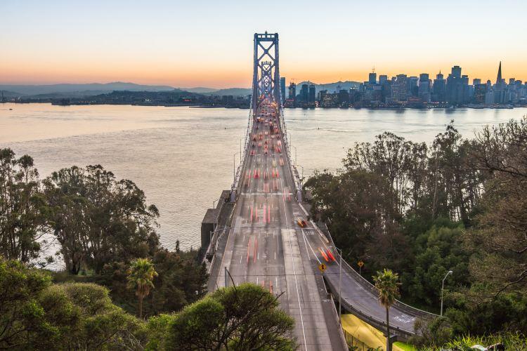 舊金山-奧克蘭海灣大橋2