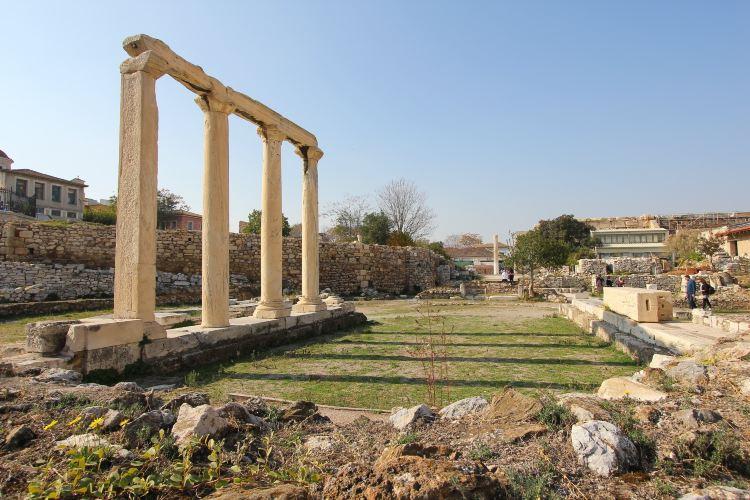 古代市場和羅馬市場4
