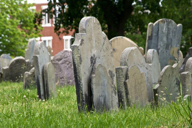 考普山墓地1