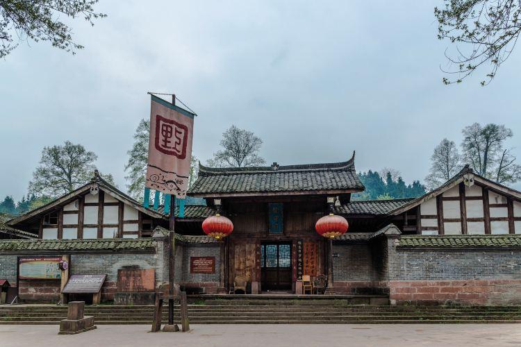 Shangli Ancient Town1