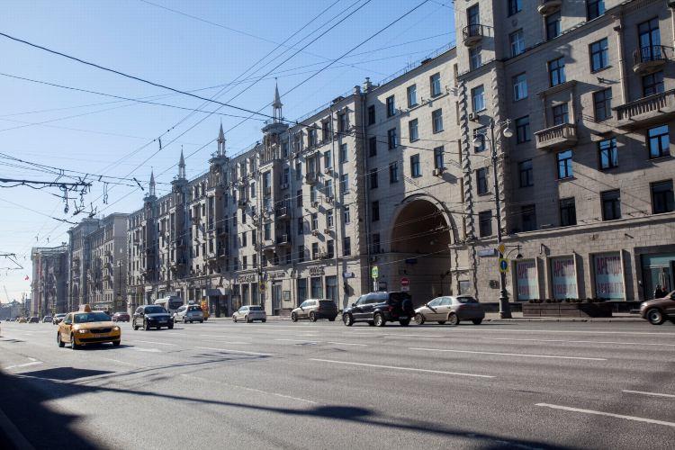 ulitsa Tverskaya3
