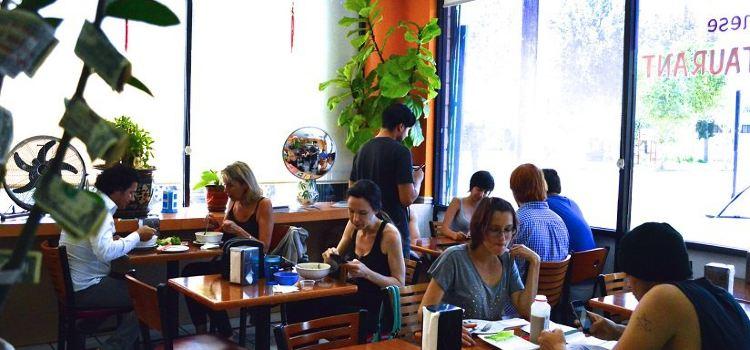 Vinh Loi Tofu Vietnamese Vegan Restaurant1