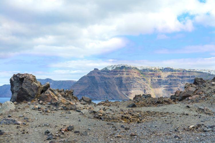 Thira Volcano4