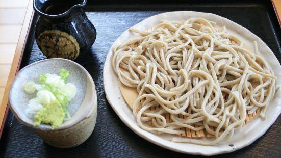 Handmade Soba Sobatetsu