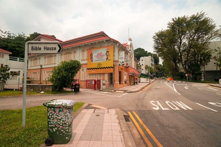 Singapore Philatelic Museum2