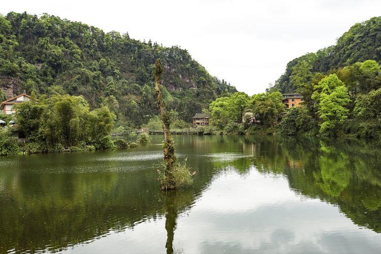 Qingyin Pinghu Lake1