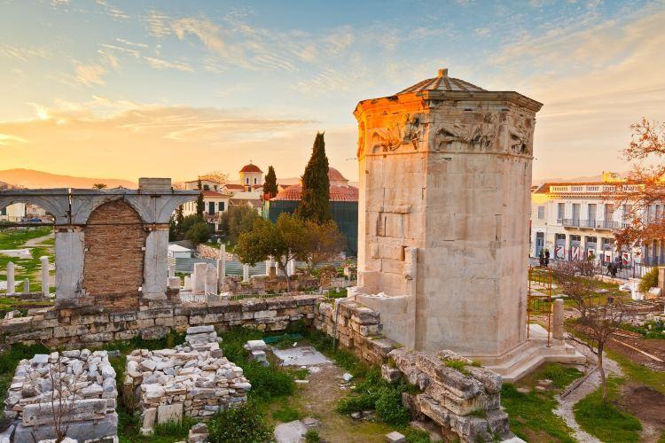 古代市場和羅馬市場2