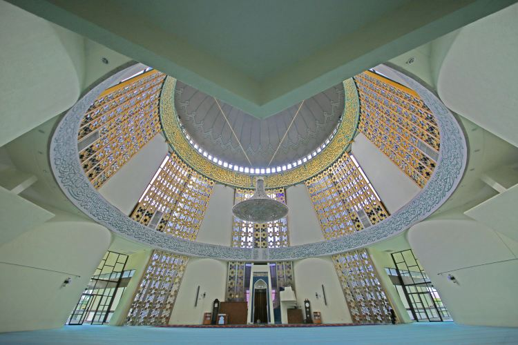 Sabah State Mosque3