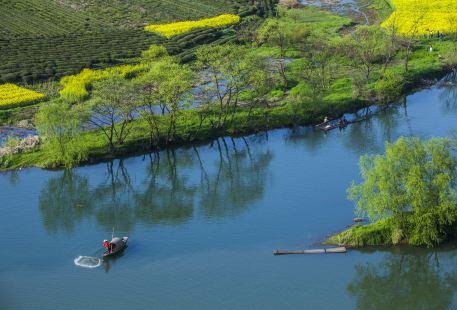 Moon Bay (Yueliang Bay, Wuyuan)