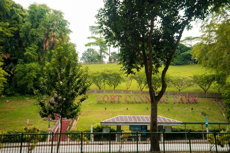 Fort Canning Park2