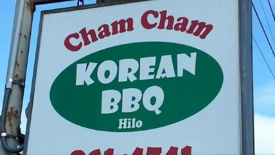 Cham Cham Korean BBQ