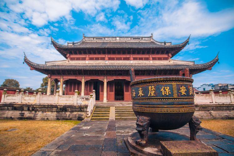 Jiaxing Haishen Temple1