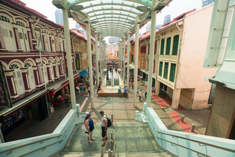 シンガポール中華街3