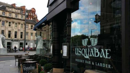 Usquabae Whisky Bar