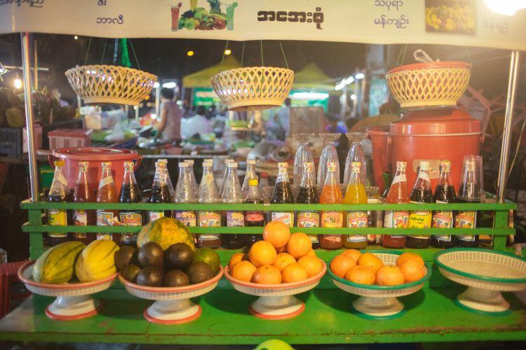Yangon Chinatown1