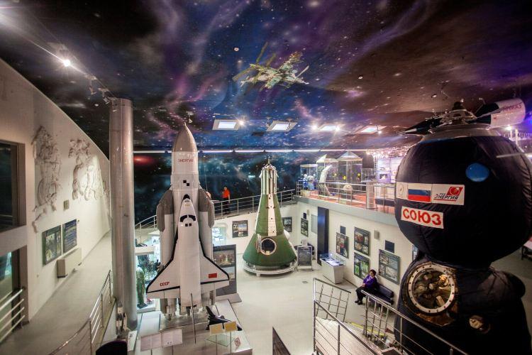 Memorial Museum of cosmonautics2