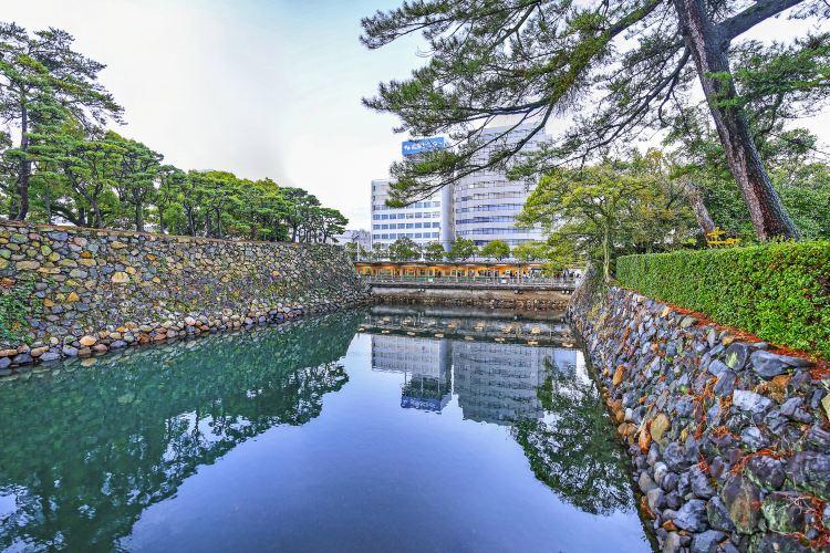 玉藻公園(高松城跡)1