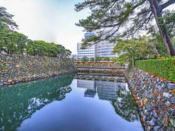 玉藻公園(高松城跡)