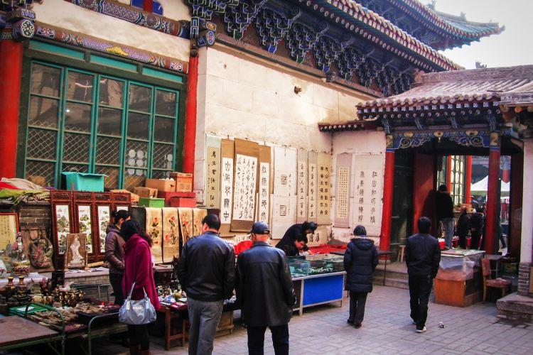 란저우 성황묘3