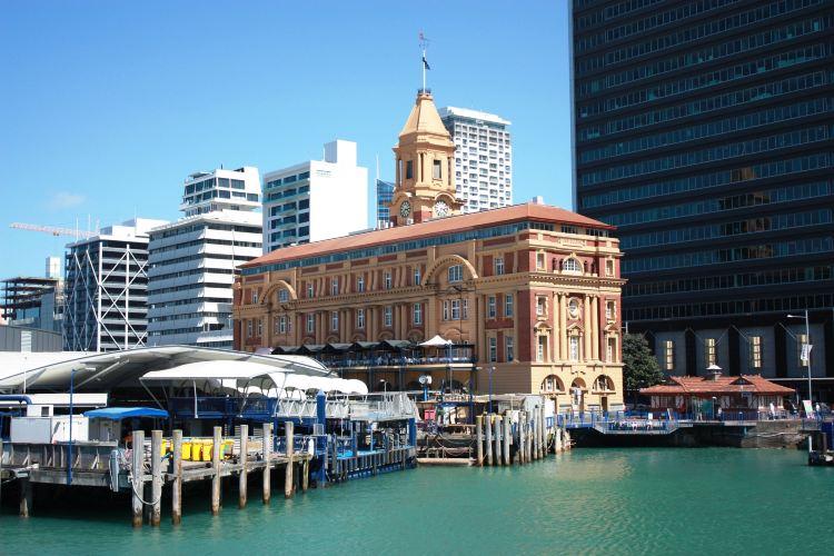 Auckland Ferry Terminal3