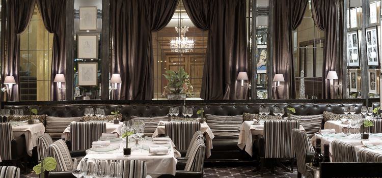 Windows Restaurant at Hotel d'Angleterre1