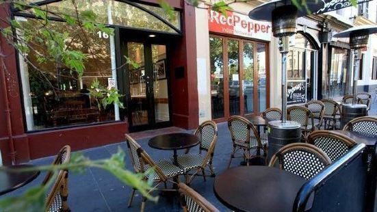 Red Pepper Indian Restaurant