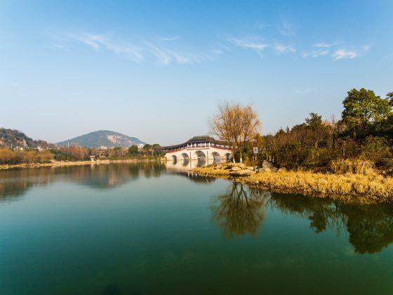 Wuxi Changguangxi National Wetland Park