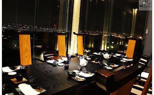 清新溫泉飯店-景餐廳(日式料理餐廳)
