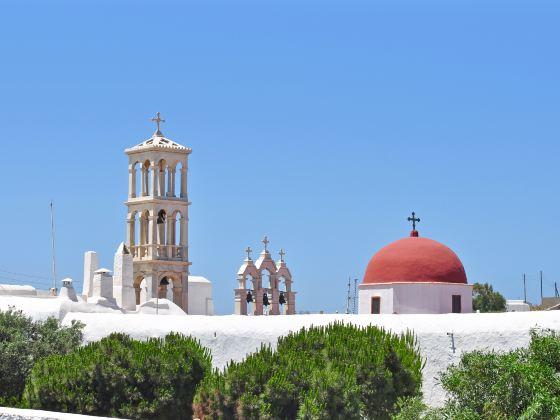 Monastery of Panayia Tourliani