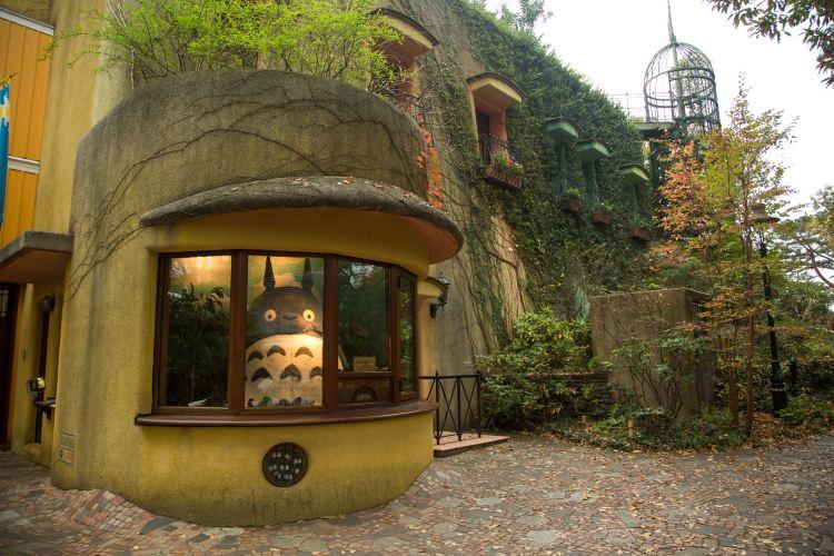 Ghibli Museum1