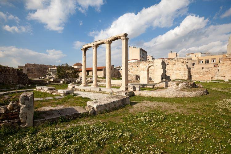 古代市場和羅馬市場3