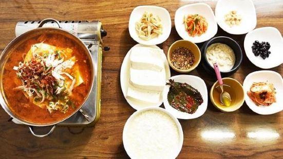 Gobun Ok Grandma Silky Tofu
