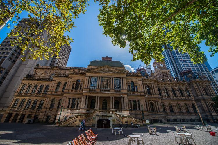 Sydney Town Hall4