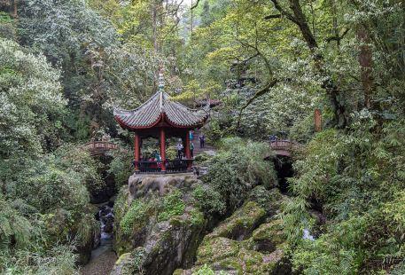 Shuangqiao Qingyin Pavilion