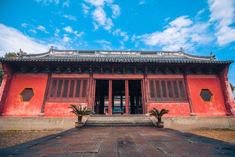 Jiaxing Haishen Temple2
