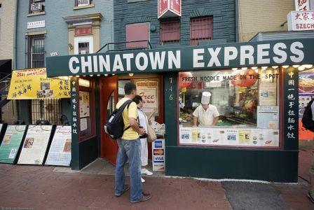 Chinatown Express Restaurant