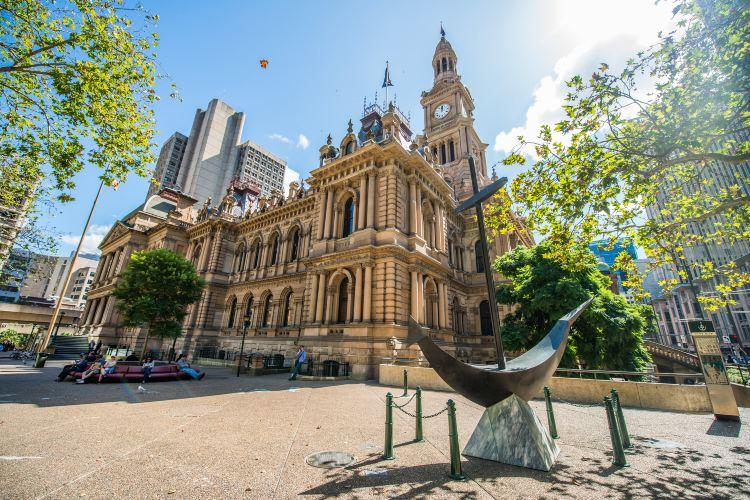 雪梨市政廳3