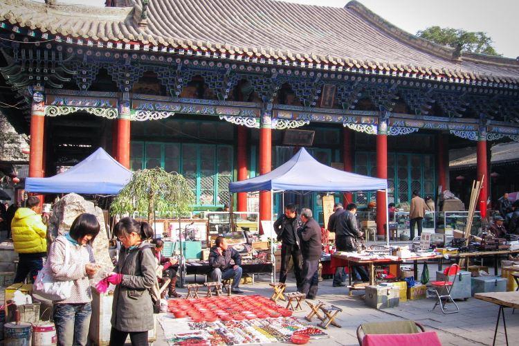 란저우 성황묘1