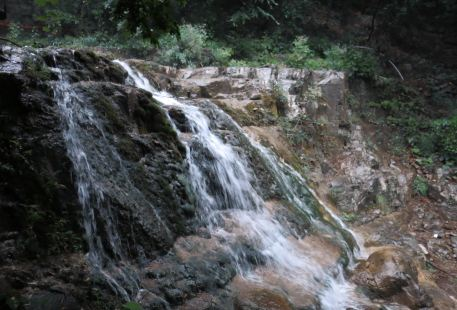 Mojianfeng Waterfall