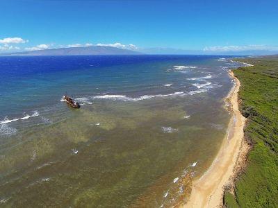 Shipwreck in Awalua