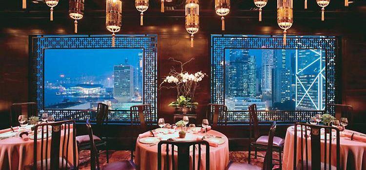 香港文華東方酒店·文華廳