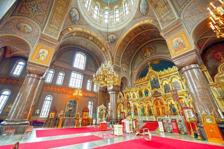 Orthodox Uspensky Cathedral2