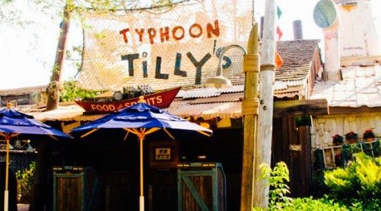 Typhoon Tilly's