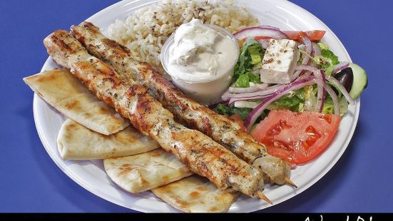 Greek Corner Restaurant Cafe