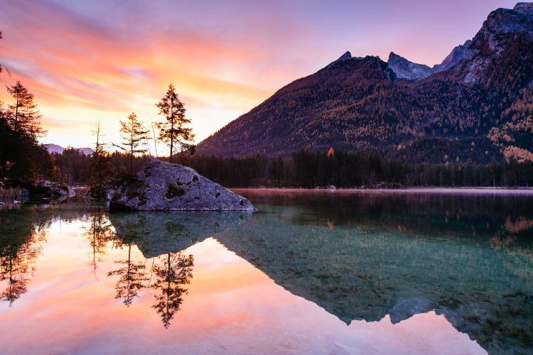 Hintersee湖2