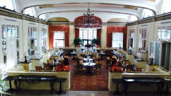 Roberts Restaurant at the Omni Shoreham