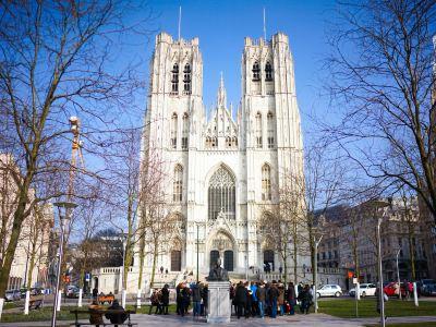 聖米歇爾及聖古都勒大教堂