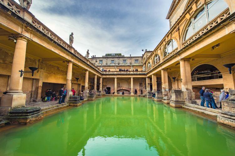 Roman Baths2