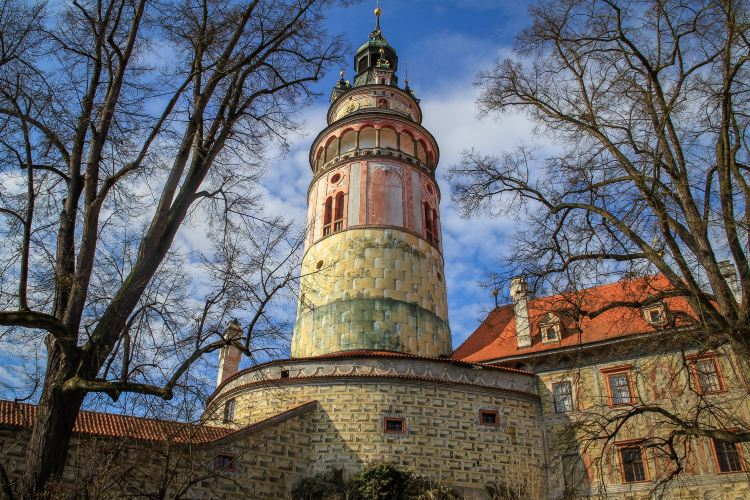 Český Krumlov Castle4